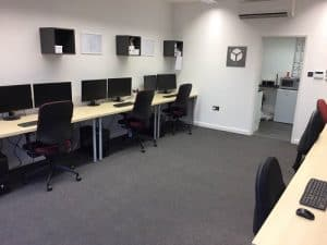 THS Concepts Office in Rayleigh, Essex