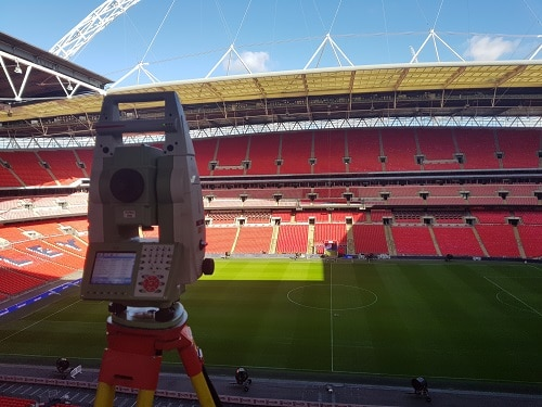 Wembley Stadium Survey