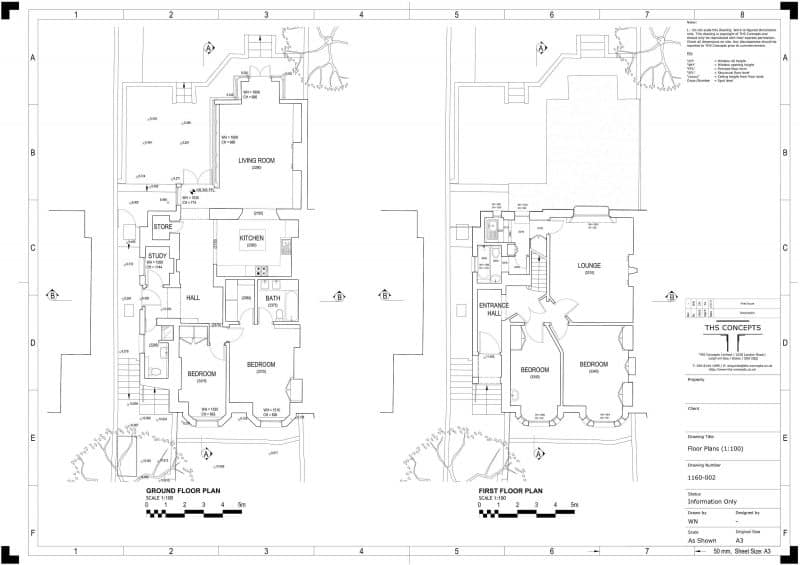 area referencing floor plan example