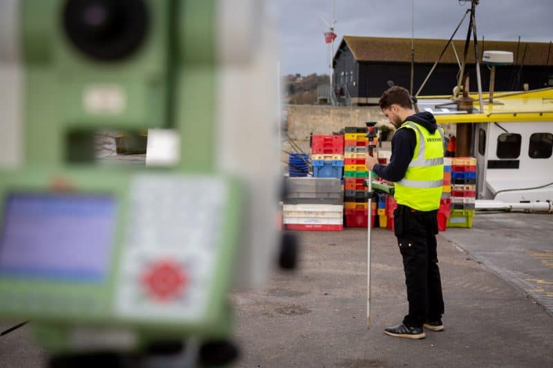 Topographical Survey in Southend-on-Sea Essex