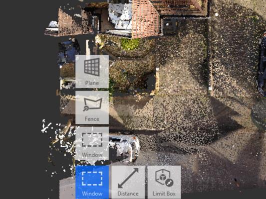 Autodesk window selection tool